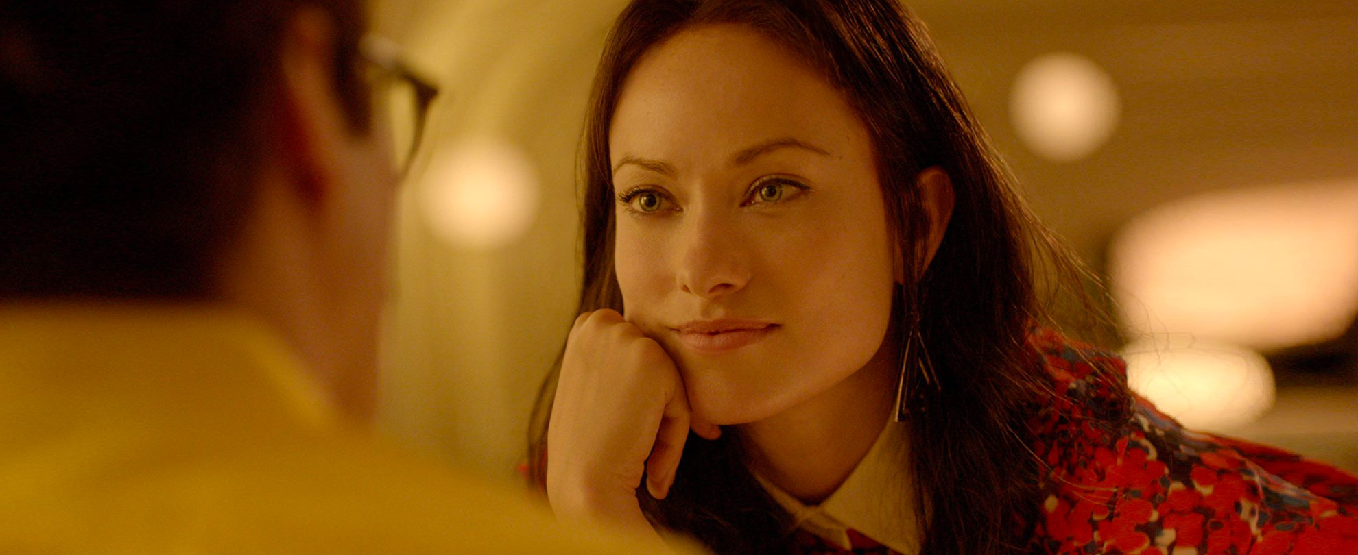 "Saban Films Takes a Stand with Olivia Wilde on ""A Vigilante"" with Directv"